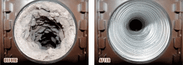 dryer vent residential TruClean Home Services